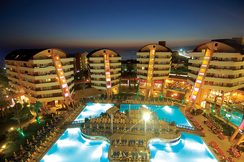 Alaiye Resort Spa Antalya