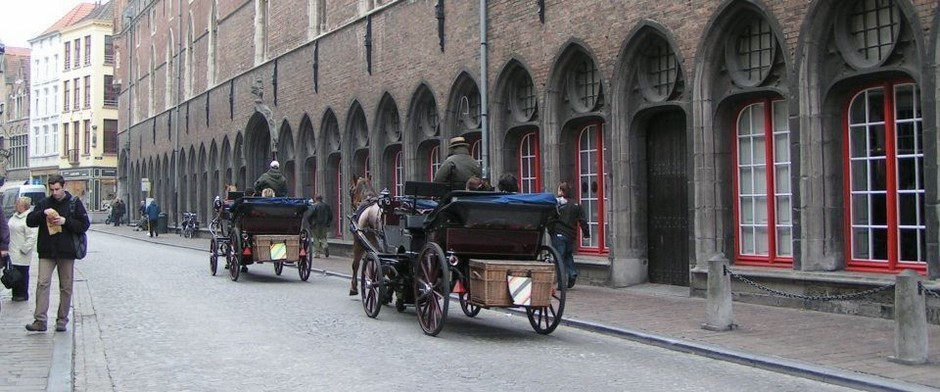 Benelux Tours From Paris