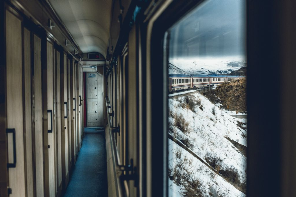 Erzurum Kars Turu ( Doğu Ekspresi ile Tren Gidiş Anadolu Jet Hava Yolları ile Uçak Dönüş )
