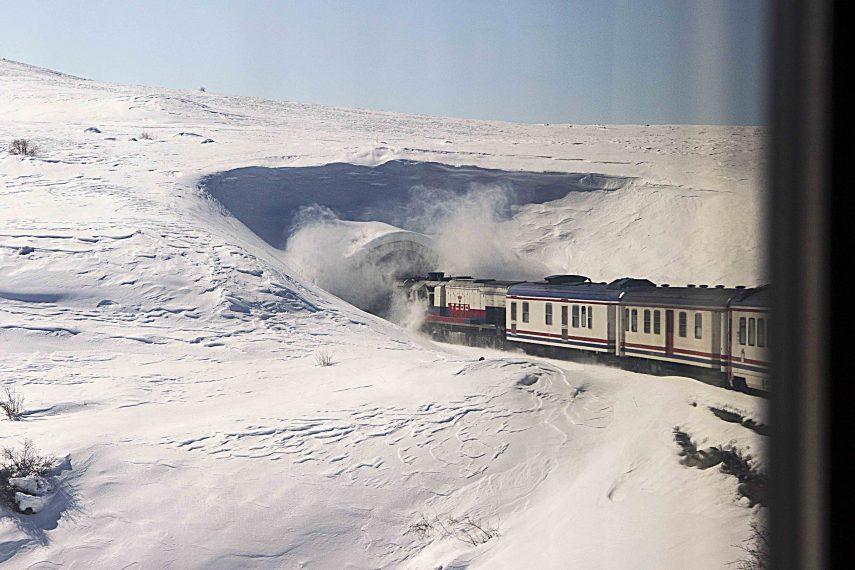 Erzurum Kars Ağrı Van Turu ( Doğu Ekspresi ile Gidiş Van Gölü Ekspresi ile Dönüş )