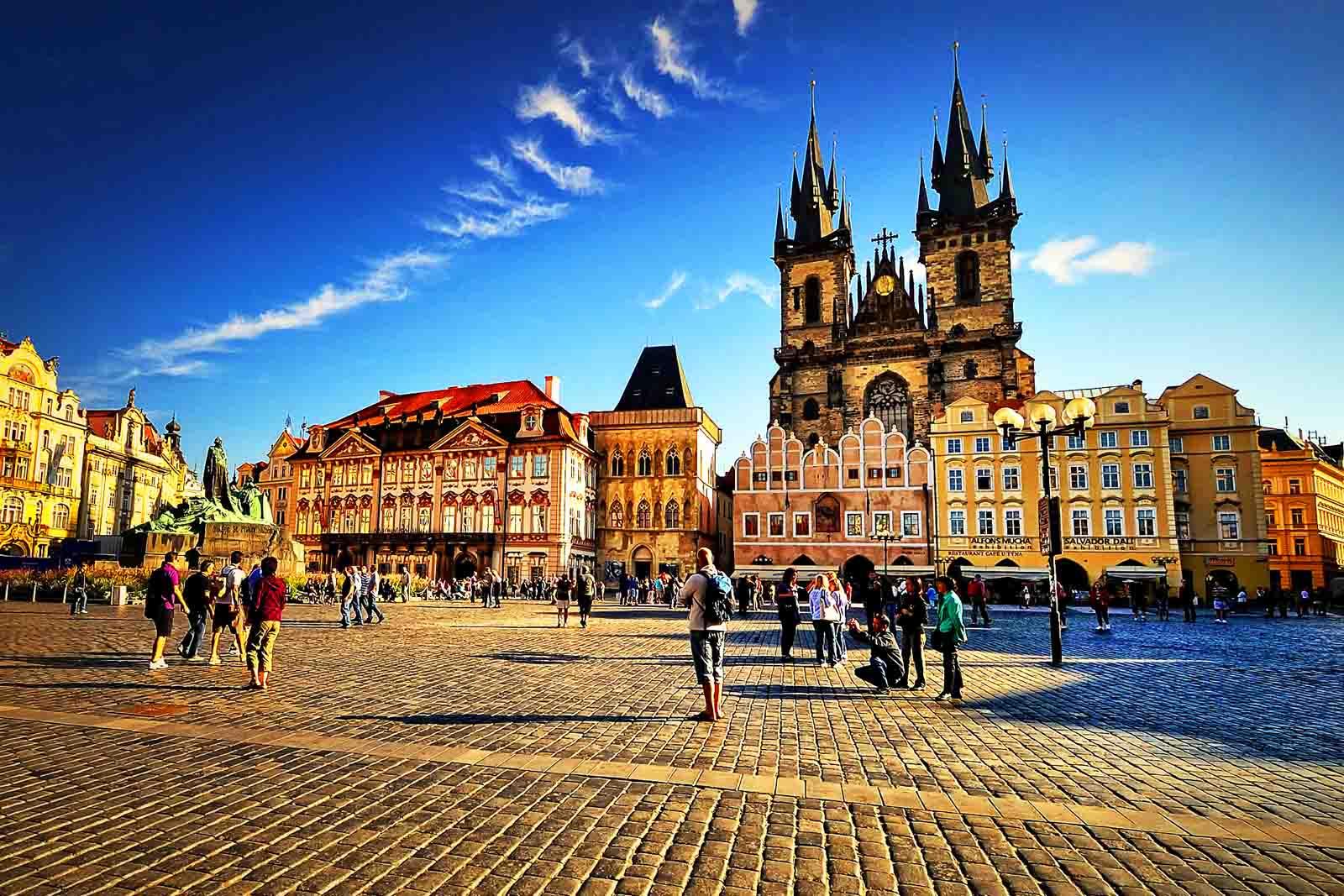 Büyük Orta Avrupa Turu ( 7 Gece 8 Gün )